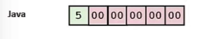 Java Array (CSE 351 - Java vs. C, Video 1: Data)