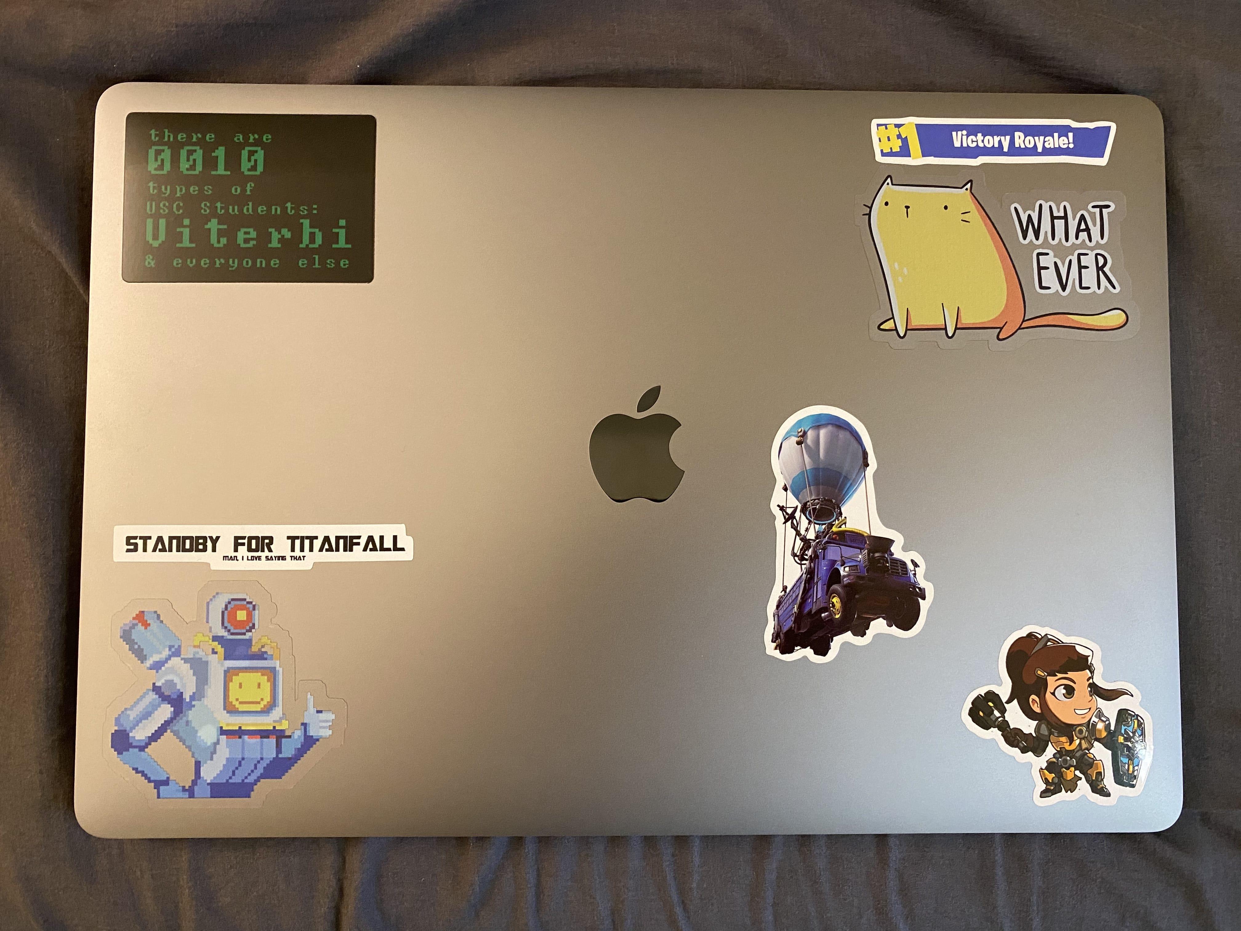 我的 MacBook