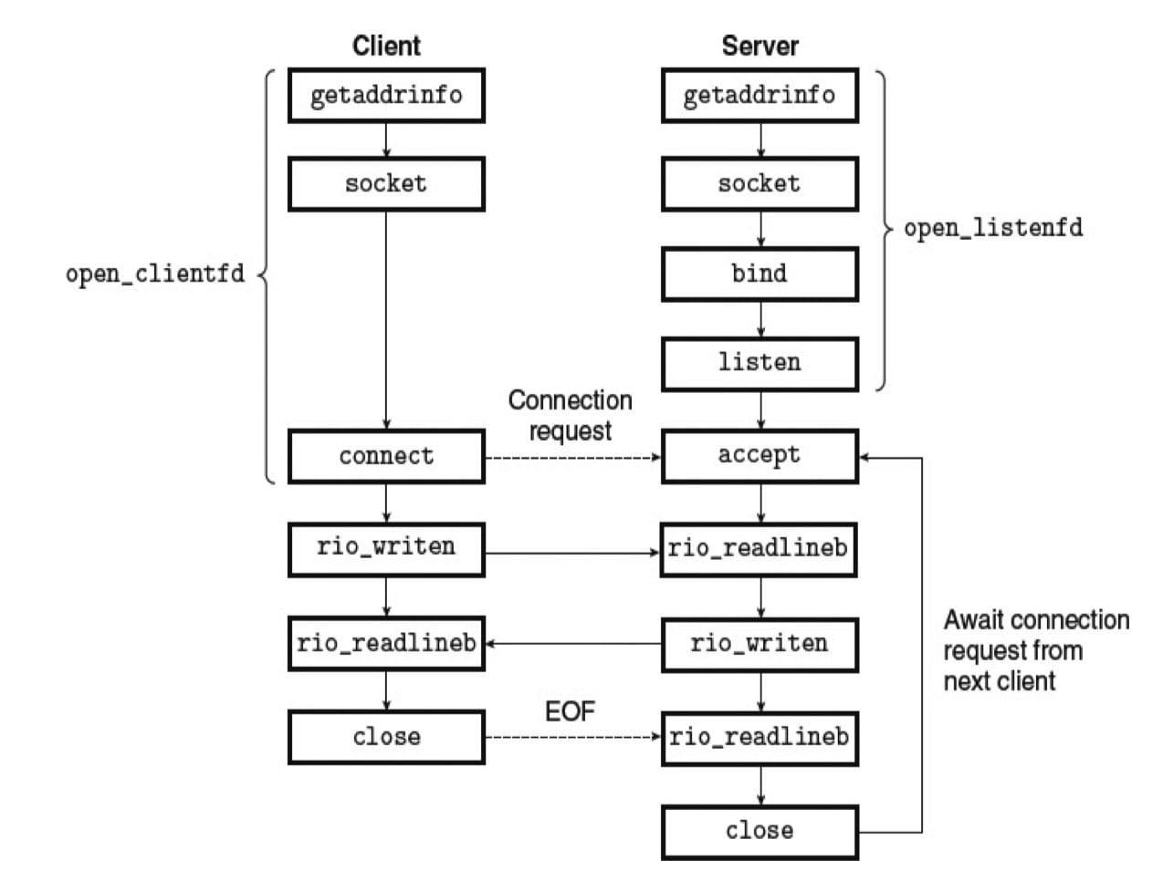 基于套接字接口的网络应用概述(CSAPP 11-12)